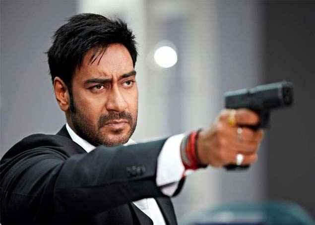 Tezz Ajay Devgan Action Stills