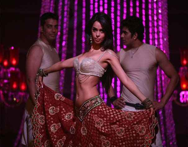 Tezz Mallika Sherawat Item Song Stills