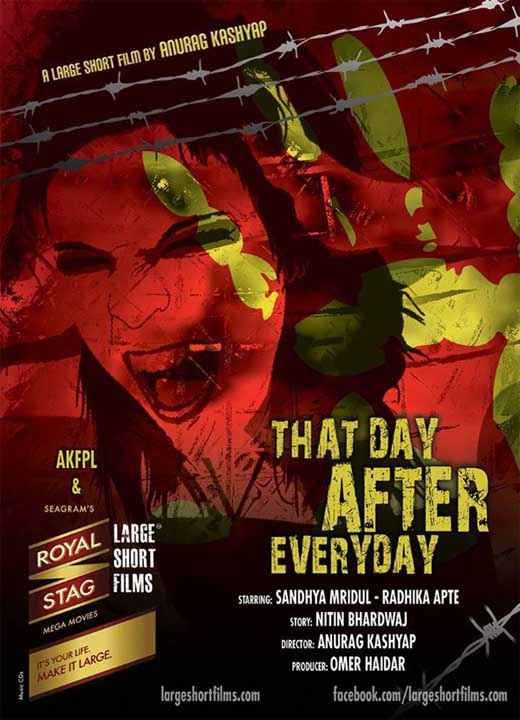 That Day After Everyday  Poster