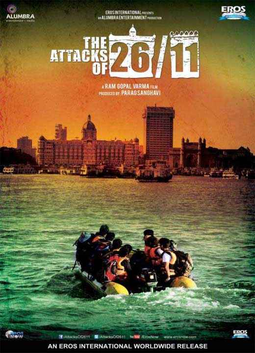 The Attacks Of 26 11 New Poster Poster