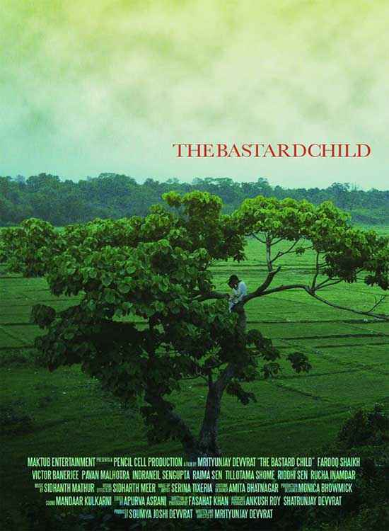The Bastard Child First Look Poster