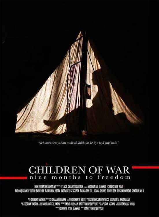 The Children of War Poster
