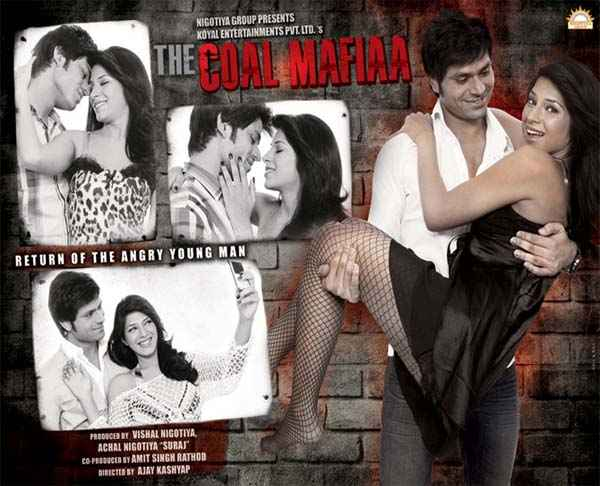 The Coal Mafiaa Image Poster