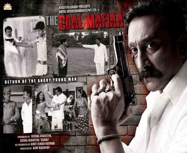 The Coal Mafiaa Photo Poster