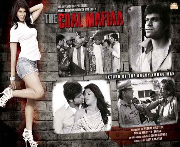 The Coal Mafiaa Pics Poster