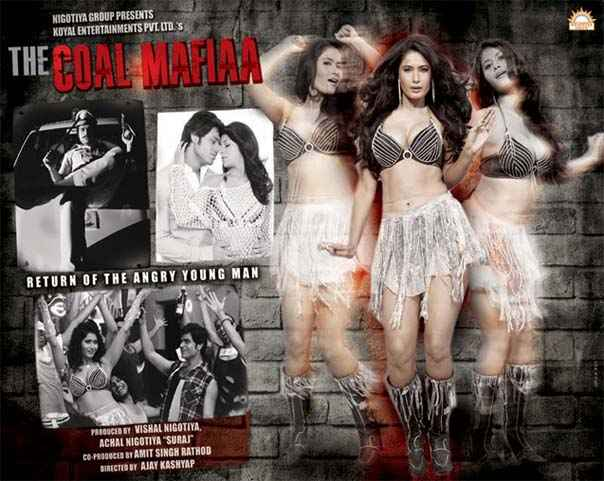 The Coal Mafiaa Scene Poster