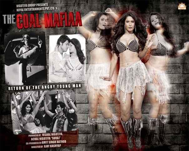 The Coal Mafiaa Scene Poster