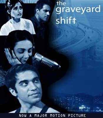 The Graveyard Shift  Poster