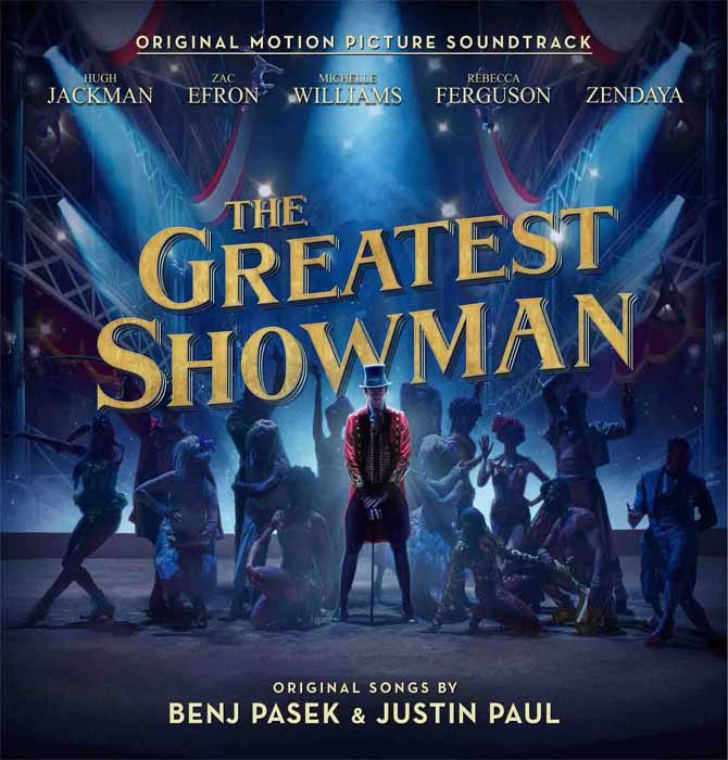 The Greatest Showman On Earth (English) Poster