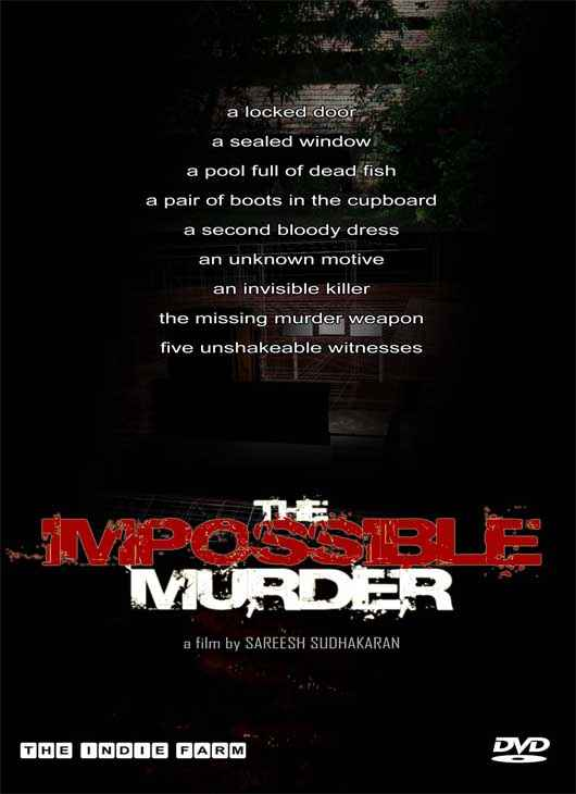 The Impossible Murder First Look Poster