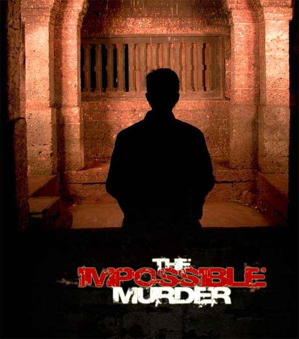 The Impossible Murder Wallpaper Poster