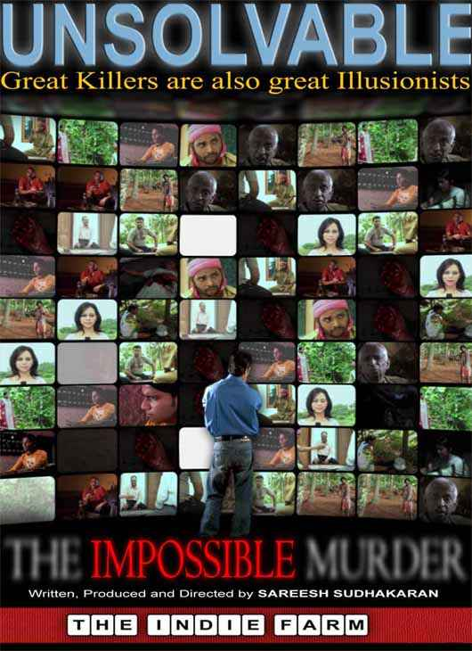 The Impossible Murder  Poster