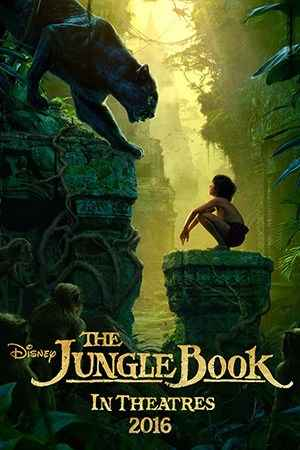 The Jungle Book Image Poster