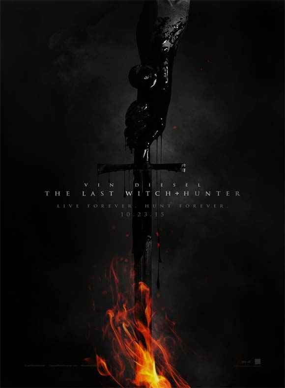 The Last Witch Hunter Image Poster
