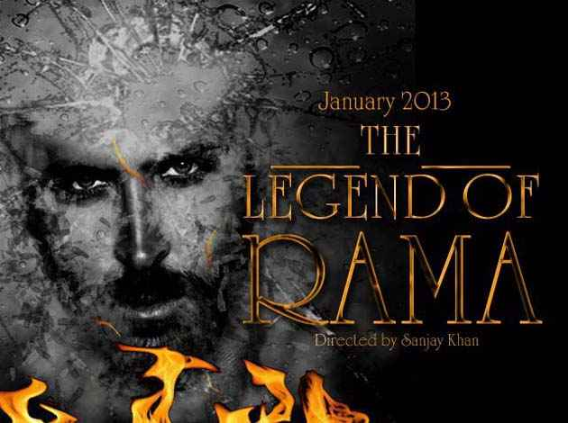 The Legend Of Rama Poster