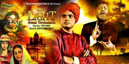The Light Swami Vivekananda Pics Poster