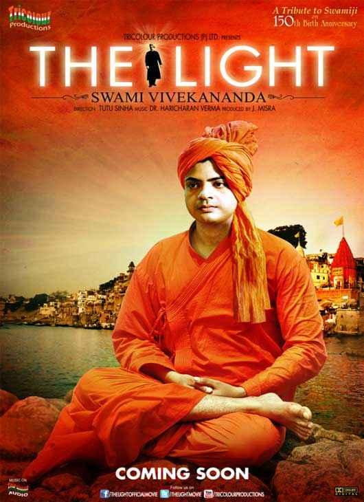 The Light Swami Vivekananda  Poster