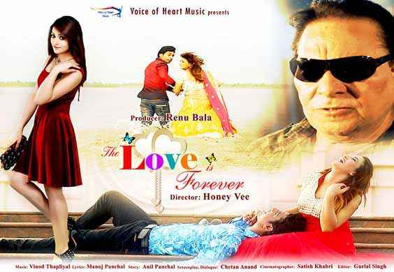 The Love is Forever Image Poster