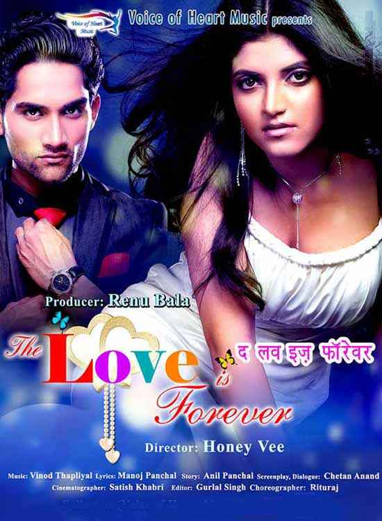 The Love is Forever  Poster