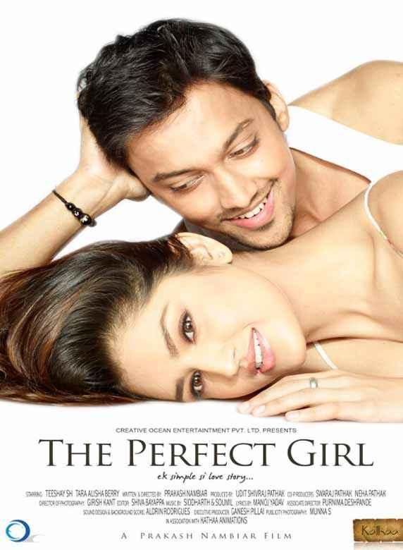 The Perfect Girl - Ek Simple Si Love Image Poster