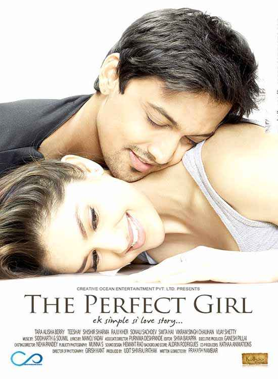 The Perfect Girl - Ek Simple Si Love Poster