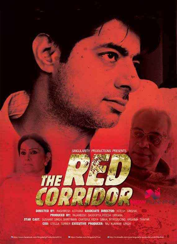 The Red Corridor Poster