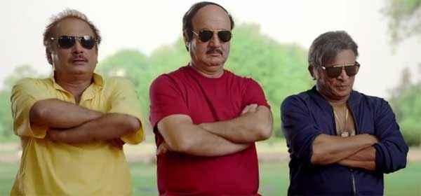 The Shaukeens Anupam Kher Annu Kapoor Stills