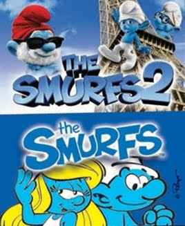 The Smurfs 2 Photos Poster
