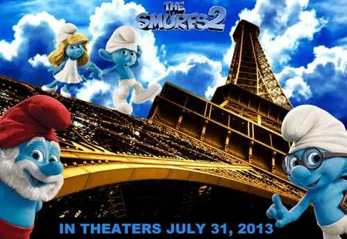 The Smurfs 2 Photo Stills