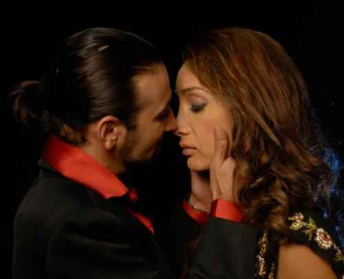 The Unforgettable Raji James Sofia Hayat Kissing Scene Stills