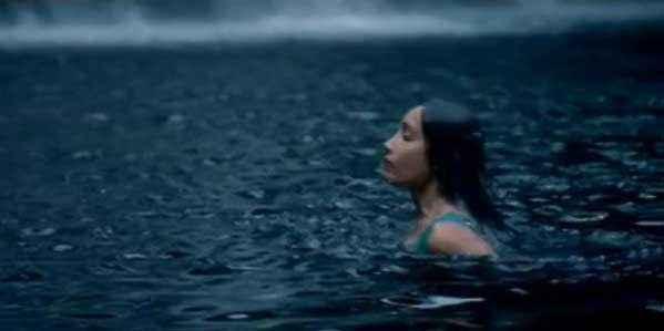 The Unforgettable Sofia Hayat Water Scene Stills