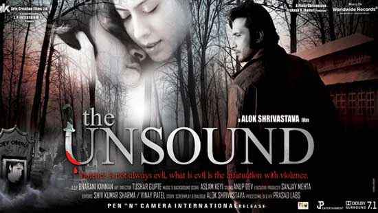 The Unsound Images Poster