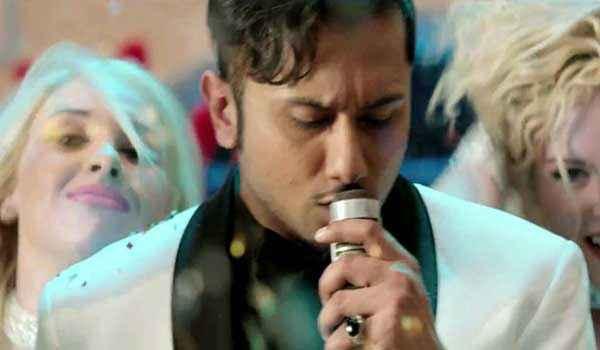 The Xpose Yo Yo Honey Singh Stills