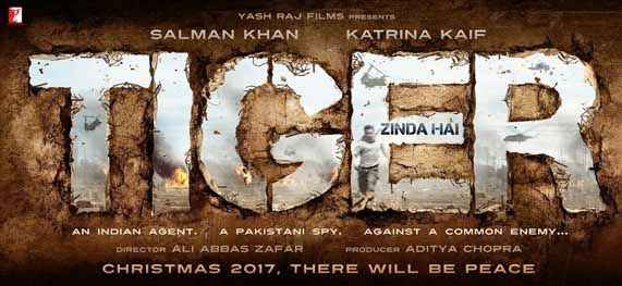 Tiger Zinda Hai Poster