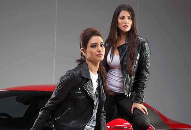 Tina and Lolo Sunny Leone Karishma Tanna Stills