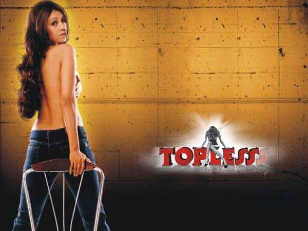 Topless Shweta Menon Hot Poster