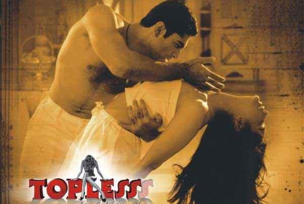 Topless Tarun Khanna Shweta Menon Hot Scene Poster