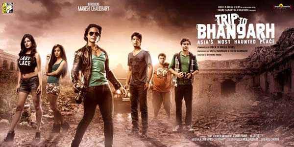 Trip to Bhangarh Image Poster