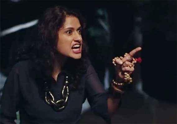 Trip to Bhangarh Vidushi Mehra Acting Stills