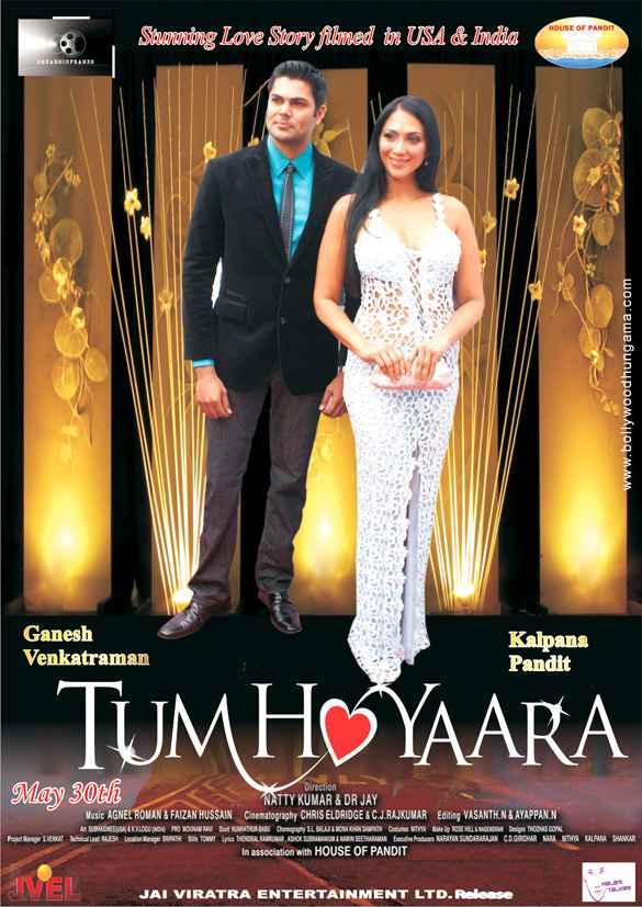 Tum Ho Yaara Ganesh Venkatraman Kalpana Pandit Poster