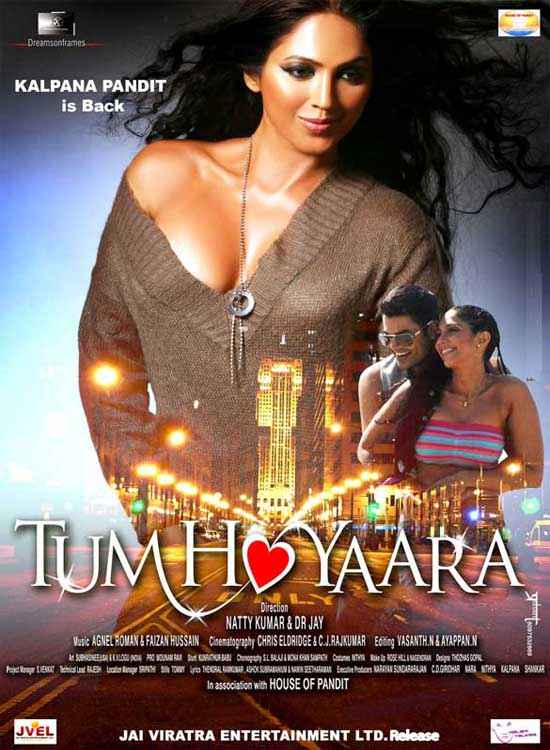 Tum Ho Yaara Kalpana Pandit Hot Poster