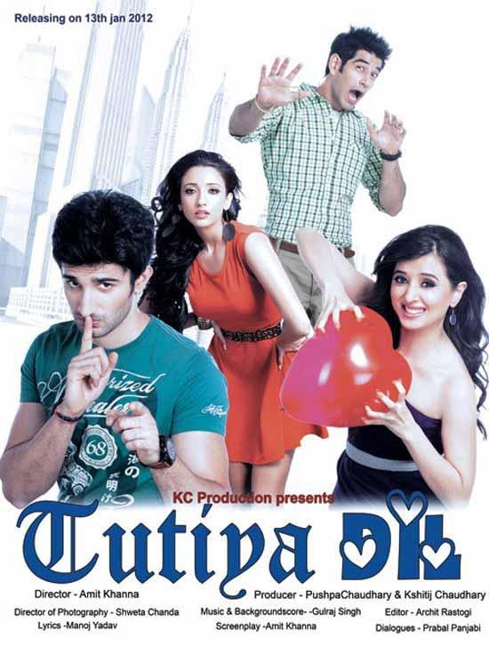 Tutiya Dil Poster