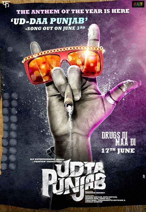 Udta Punjab HD Wallpaper Poster