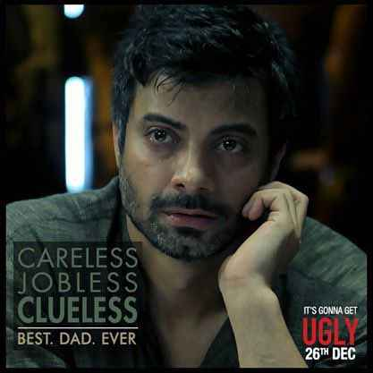 Ugly Rahul Bhat Poster