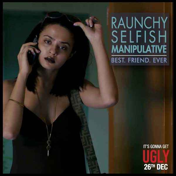 Ugly Surveen Chawla Poster