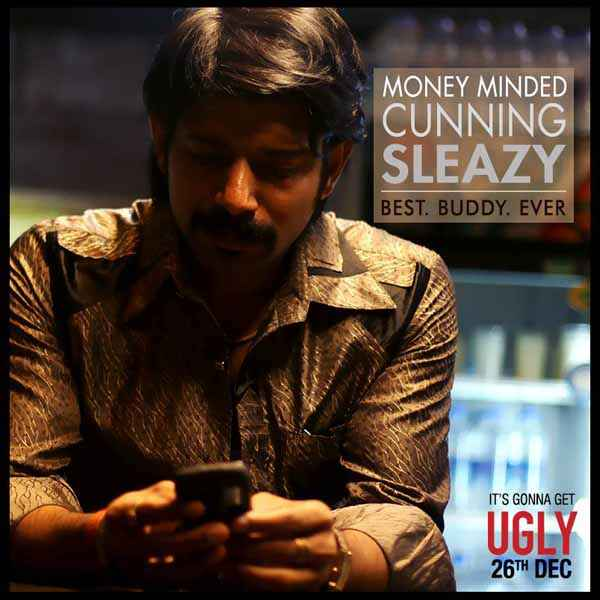 Ugly Vineet Singh Poster