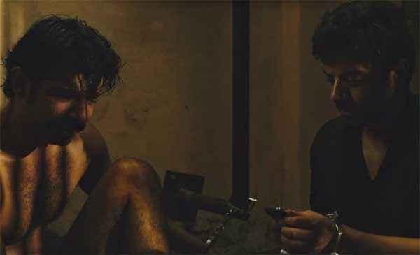 Ugly Rahul Bhat Vineet Singh Acting Stills