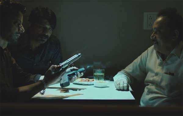Ugly Rahul Bhat Vineet Singh Stills