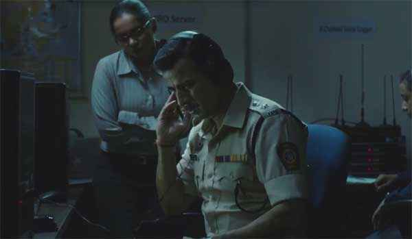 Ugly Ronit Roy Acting Stills