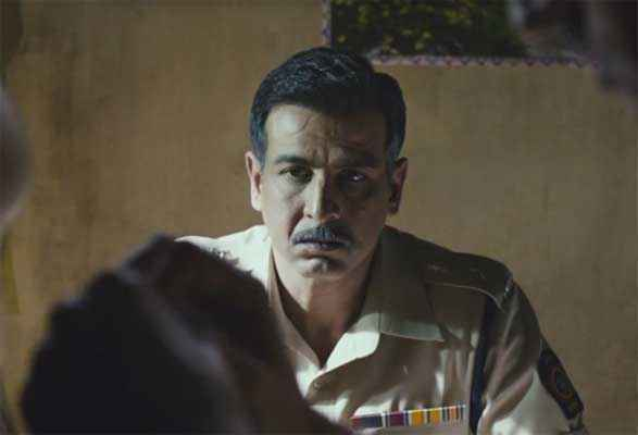 Ugly Ronit Roy Police Inspector Stills